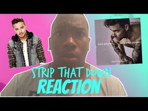 Liam Payne - STRIP THAT DOWN feat QUAVO REACTION