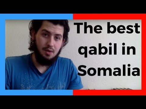 MY WIFE IS FROM THE BEST QABIL IN SOMALIA!!