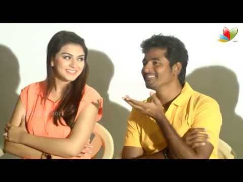 Hansika On Why She Accepted Maan Karate | Press Meet | Sivakarthikeyan | Comedy Tamil Movie video