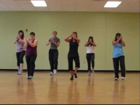 Waka Waka (time For Africa) By Shakira  - Grdancefitness -  1 Goal video