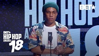 Download Lagu Anderson .Paak Speaks To Mac Miller's Influence On Our Generation Of Hip-Hop | Hip Hop Awards 2018 Gratis STAFABAND
