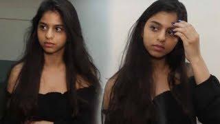 SRK's Daughter Suhana Khan At Tubelight Grand Premiere