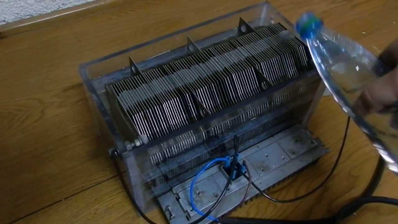 Электролизер от 220 своими руками 41