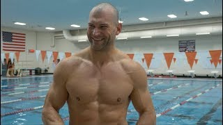 Joe Thomas, NFL Star, Shares Secrets on His Body Transformation Through U.S. Masters Swimming!