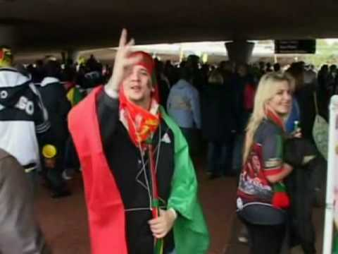 FIFA World Cup 2010 - Incredible 7-0 thrashing, Portugal vs North Korea (DPR)