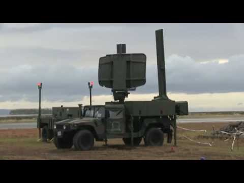 Advance United States Military Radar Deployed in The Philippines