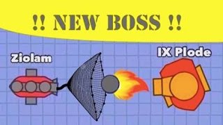 Doblons.io   New Boss Ship IX Plode