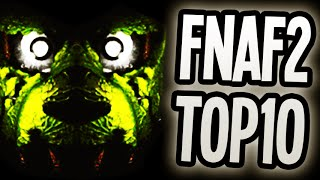 TOP 10 TAJEMNIC Z FIVE NIGHTS AT FREDDY
