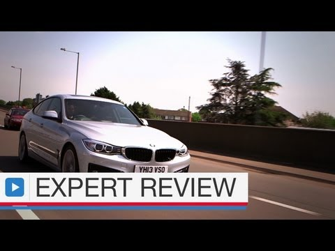BMW 3 Series GT hatchback video car review