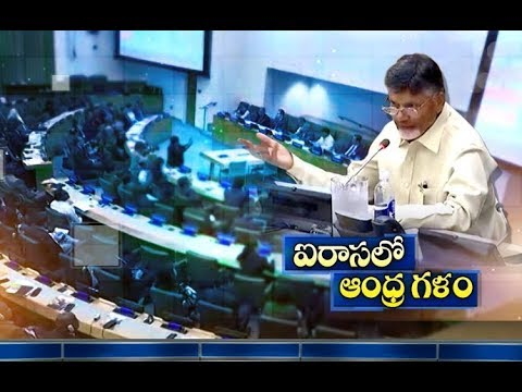 CM Chandrababu Speech | on Natural Farming in United Nations | Environment Summit | USA