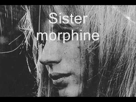 Marianne faithfull - Sister morphine