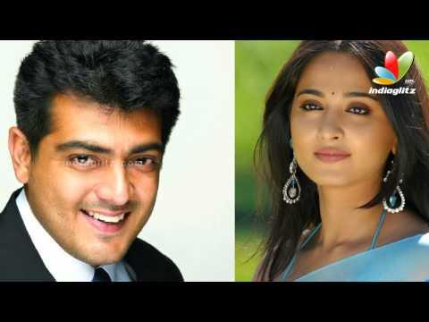 Anushka Shetty To Romance Ajith For Gautham S Movie Hot ...