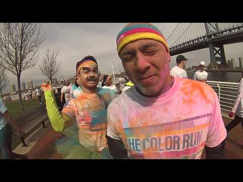 Color Run 2015 Philadelphia