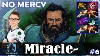 Miracle - Kunkka Roaming | NO MERCY | Dota 2 Pro MMR Gameplay #6
