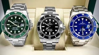 Rolex Submariner Ceramic - What Makes it So Special?