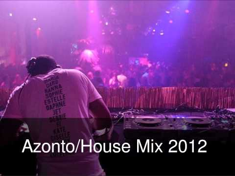 Azonto / House Mix 2012 by Virgil Goudmijn