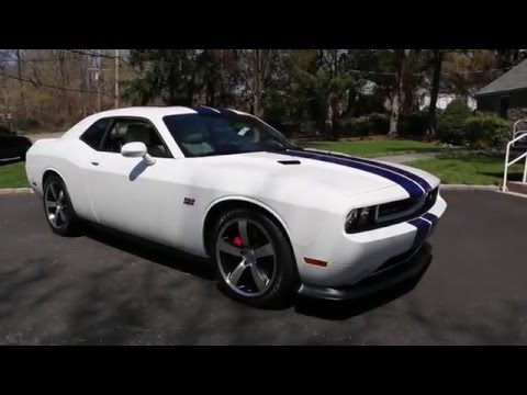 2011 Dodge Challenger SRT8 Inaugural Edition For Sale~391 of 1100~ONLY 1.500 MILES!!