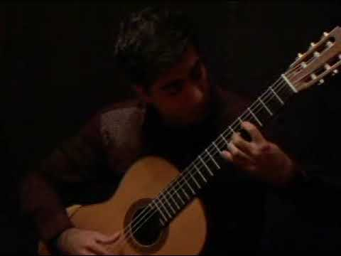 PEDRAM PLAYS....Danza Brasilera By Jorge Morel