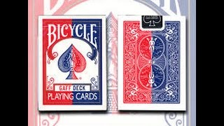 Bicycle Gaff Deck Review