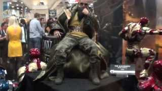 Hottoys figures at SDCC13