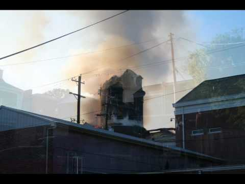Madison Court House Fire 5 20 2009
