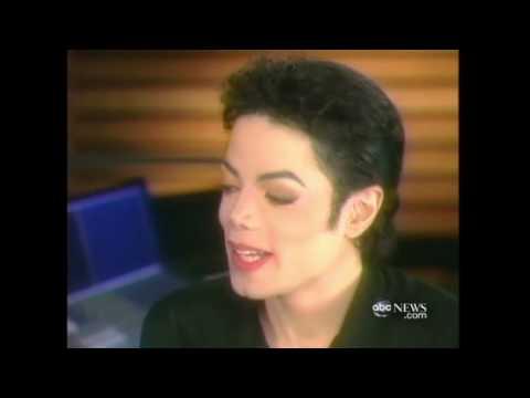 michael jackson interview
