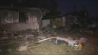 One Of 2 Survivors Of Riverside Plane Crash Suffers Burns Over 90% Of Her Body