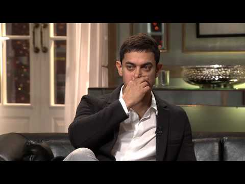 Aamir Talks About Shah Rukh Khan
