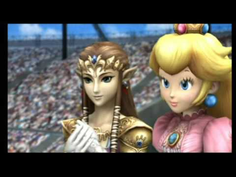 Super Smash Bros Brawl Intro 480P 60FPS