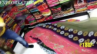 Surat Textile Market | Cheapest price Sarees