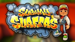 Subway surf very bad version. funny game for kids