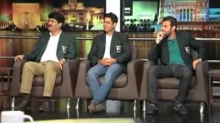 Afzal SHO very funy clip infront of hocky team.