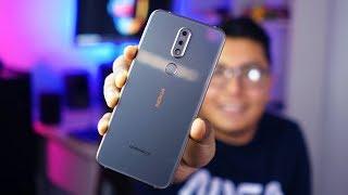Nokia REALMENTE REGRESÓ con esté equipo - Nokia 7.1 Unboxing en Español
