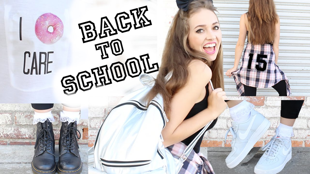 Tumblr Clothes For School 2015 Diy Tumblr Clothes Back to
