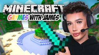 Beauty Guru Plays Minecraft