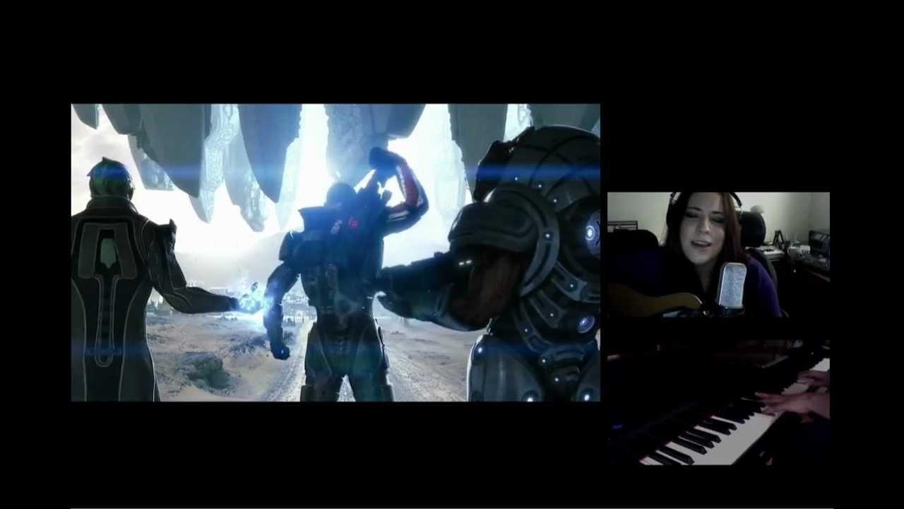 Reignite - Mass Effect - Shepard Tribute Song