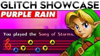 PURPLE RAIN GLITCH | The Legend of Zelda: Ocarina of Time [Glitch Showcase]