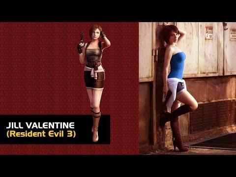Cosplay Gamer #32 - Cosplays de la saga Resident Evil