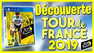 DÉCOUVERTE DE TOUR DE FRANCE 2019 - Gameplay