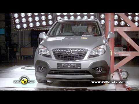 Euro NCAP | Opel/Vauxhall Mokka | 2012 | Краш-тест