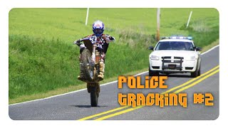 Motocross Enduro Police tracking (HD 2015) #2