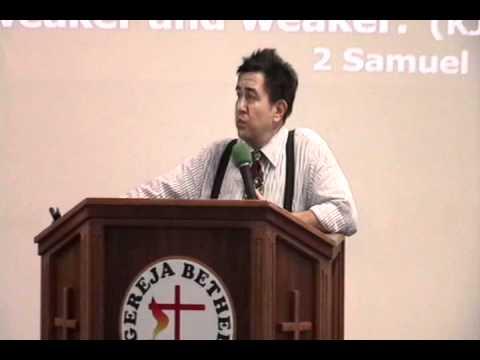 Kothbah Pdt Yakub Nahway Side B Kesatuan Mendatangkan Berkat