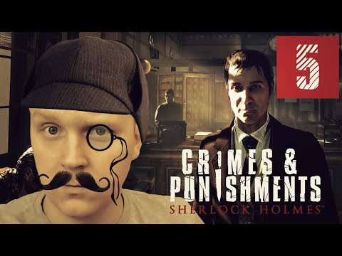 Sherlock Holmes: Crimes and Punishments [Zagadka na torach] #5