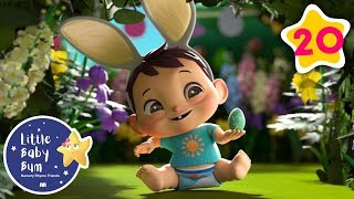 Going on an Egg Hunt! | BRAND NEW | Little Baby Bum | Baby Videos | Magical Stories | Moonbug TV