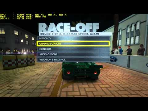 Dirt Showdown -  gtx 660ti