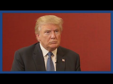 Donald Trump interview: Syria, Bernie Sanders and police body cameras | Guardian interviews