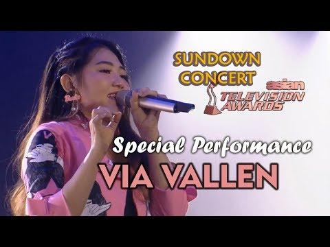 Download Lagu  Via Vallen Full Segment Hari Kedua - 23rd Asian Television Awards 2019 Sundown Concert Mp3 Free