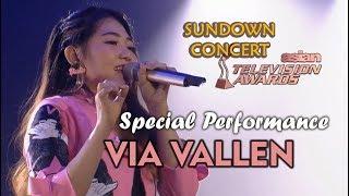 Via Vallen Full Segment 23rd Asian Television Awards 2019 Sundown Concert