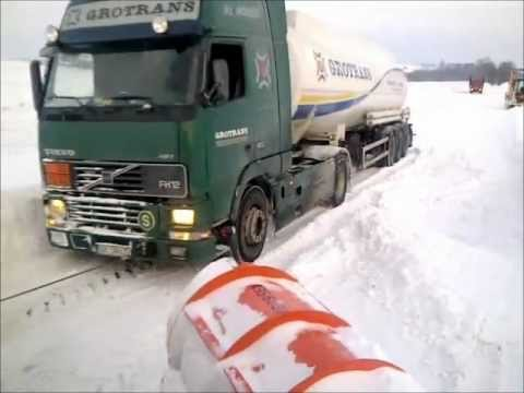 Odśnieżanie - zima 2010/2011