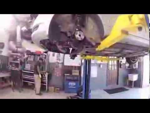 2000 Audi TT Clutch Replacement